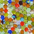 Fire Polished faceted round beads assortment 6mm x200