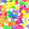 Set of push pins Multicolor x60