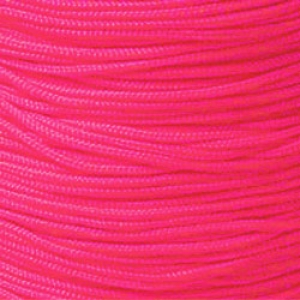 Braided nylon thread 0.8mm Electric Fuchsia x2.90m