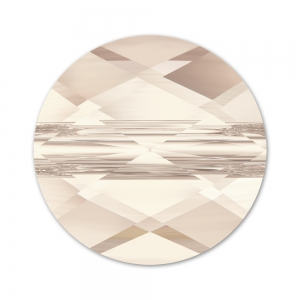 Swarovski Mini Round 5052 6mm Light Silk x1