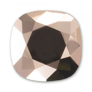 Swarovski 4470 Fancy Stone 10 mm Rose Gold