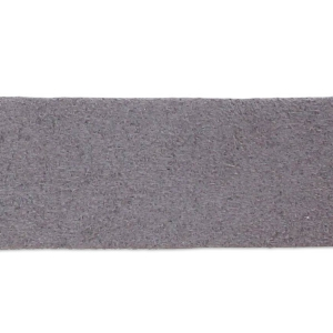 Ultra Suede lace 20 mm Grey x1m