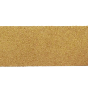 Ultra Suede lace 20 mm Camel x1m