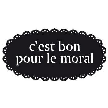 c est bon pour le moral