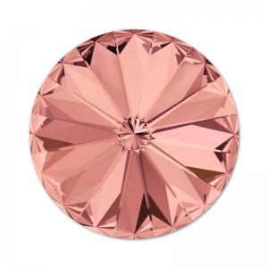 061bf005320fb Swarovski 1122 Rivoli Round Stone 8mm Blush Rose x1