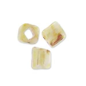 Cubes Toho 1.5mm TC-01-  Y181 - Hybrid Opaque Luster Picasso x10g