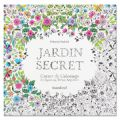 Jardin Secret Carnet de Coloriage