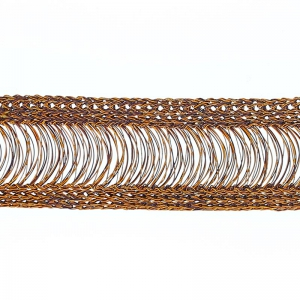 Tissage Wire Luxe 20 mm Sable x 23cm