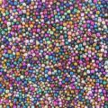 Microballs holeless 0.5mm Multicolored x25g
