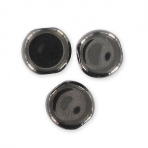 Pucks 8mm Black Nickel x10