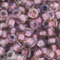 Toho Seed beads 15/0 TO15R267 - Crystal Rose Gold Lined