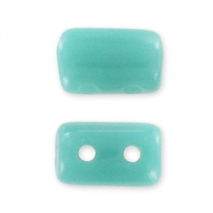 Rulla beads 3x5 mm Green Turquoise x10g