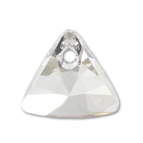6628 8mm crystal SILVER NIGHT 6628 8 SN ** 6 pendentifs Swarovski réf
