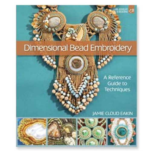 Dimensional bead embroidery perles co