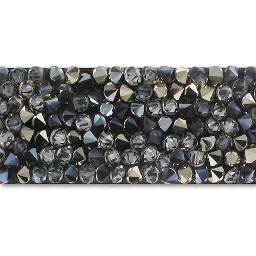 Crystal Fine Rocks Swarovski 700707 12 Mm Crystal Met L