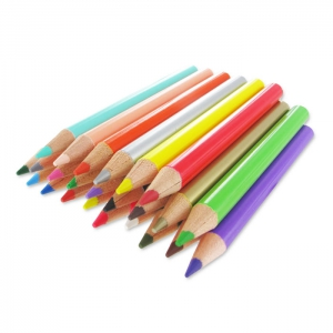 Set of 24 mini colour pen Paper Poerty