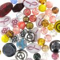 Pressed beads assortment x50g