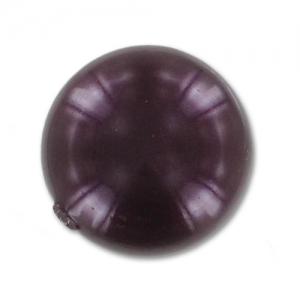 614d7778f03f Swarovski Half-drilled Pearl 5818 12mm Blackberry Pearl x1 - Perles   Co
