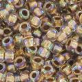 Toho Seed beads 15/0 TO15R994 - Crystal AB Gold Lined