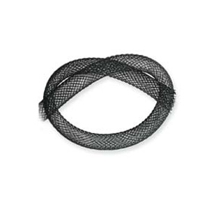 In mesh 8mm Black x 2 m