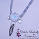 Swarovski Snow Crystal Necklace