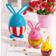 Make a easter Rabbit in Fimo