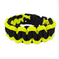 Bracelet parachute yellow/black