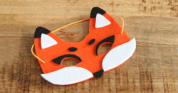 6d799899ec4 DIY seamless felted fox mask - Perles   Co