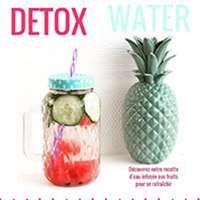 Detox Water and Alcohol Free Cocktails