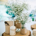 DIY wedding- make a centerpiece