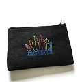 DIY Embroidery - Customize a Wallet
