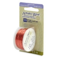 Colored copper wire Artistic Wire 0.81 mm Peach x 5,5 m