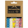 Paper Decopatch Pocket 30x40 cm - collection nr 13 x5