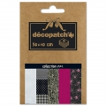 Paper Decopatch Pocket 30x40 cm - collection nr 04 x5