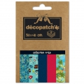 Paper Decopatch Pocket 30x40 cm - collection nr 20 x5