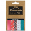 Paper Decopatch Pocket 30x40 cm - collection nr 02 x5