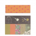 Paper Decopatch Pocket 30x40 cm - collection nr 10 x5