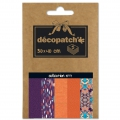 Paper Decopatch Pocket 30x40 cm - collection nr 07 x5