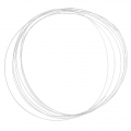 925 Sterling Silver half-hardened wire 0.3 mm x 3 m