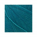 Linhasita wax thread bobbin for micro macrame 0.75 mm Turquoise (229) x250m