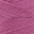 Linhasita wax thread bobbin for micro macrame 0.75 mm Fuchsia (899) x250m