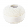 Cotton thread Lizbeth size 80 Natural n°602 x168 m