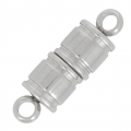 Stainless steel magnetic clasp 25.8x7.8 mm x1