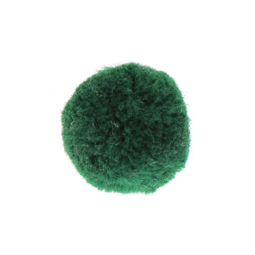 Pompom Borte Green