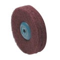 Deburring abrasive disc with a very fine grain 100 x 16 mm x1