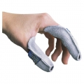 Leather finger protector/finger guard for large-sized thumb (Large)  x1