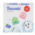 Je crochète mes éponges Tawashi - Tendance Japon- Book in French