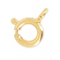 14K Gold filled Spring Clasp 7 mm x1