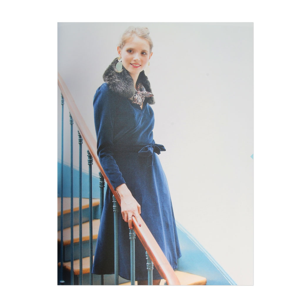 Ma garde robe chic et intemporelle 16 mod les coudre - Robe annee 20 ...