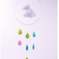 DIY Kit - Create your decoration - Cloud Mobile x1